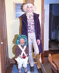 Oompa Loompa & Willy Wonka Costume
