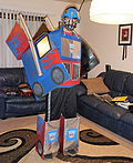 Optimus Prime Costume