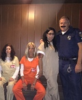 Orange Is the New Black Costume