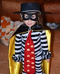 McDonald's Hamburglar Costume
