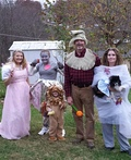Oz Family Costume