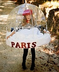 Paris Snowglobe Costume