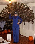 Peacock & Bird Watcher Costume