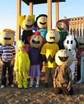 Peanuts Gang Costume