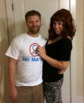 Peg and Al Bundy Costume