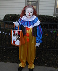 Pennywise the Clown from IT Costume