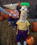 Phineas and Ferb Costume