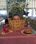 Picnic Table Costume