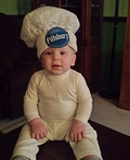 Pillsbury Dough Baby Costume