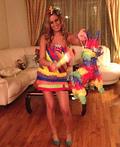 Piñata Costume