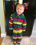 Pi�ata Kid Costume