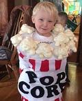 Popcorn Bucket Costume