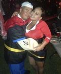 Popeye & Olive Oyl Costume