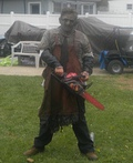 Texas Chainsaw Massacre Costume