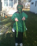 Preying Mantis Costume