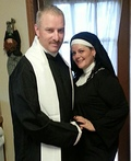 Priest and Nun Costume