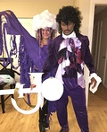 Prince and Purple Rain Costume