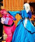 Prince Gumball & Ice Queen Costume