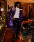 Prince Purple Rain Costume