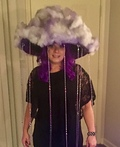 Prince Tribute - Purple Rain Costume