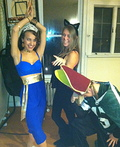 Princess Jasmine Costume