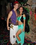 Princess Jasmine & Aladdin Costume