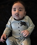 Pubert Addams Costume