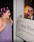 Publishers Clearing House Winner! Costume