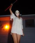 Purge Girl Costume