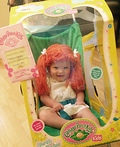 Real Life Cabbage Patch Doll Costume