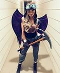Renegade Raider Costume