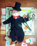 Rich Uncle Pennybags Costume