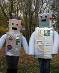 Robo-Lovers Costume