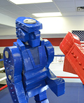 Rock Em Sock Em Robots Costume