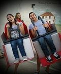 Roller Coaster Couple Costume
