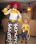 Woody's Roundup Gang Costume