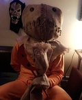 Sam from Trick 'r Treat Costume