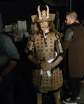 Samurai Cardboard Armor Costume