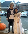 Sarah and Jareth from Labyrinth Costume