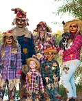 Scarecrow Family Costume
