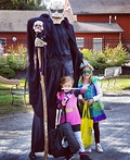 Scarecrow Nightmare Costume