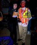 School Crossing Guard Victim Costume