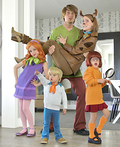 Scooby-Doo Family Costume