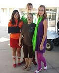 Scooby-Doo Gang Costume