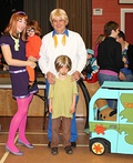 Scooby Doo Gang Costume