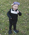 Scuba Diver Toddler Costume