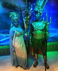 Sea King & Queen Costume