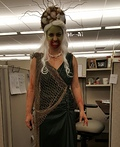 Sea Siren from Greek Mythology Costume