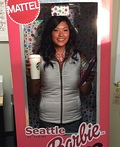 Seattle Barbie Costume