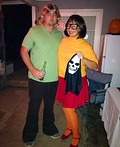 Shaggy and Velma Costume